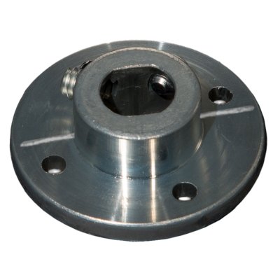 Swivel Base Plate, Zinc