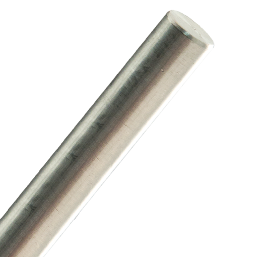 "Aluminum 1/2"" diameter lab support rod"