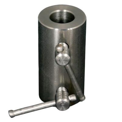 Rod Coupler (Stainless Steel)