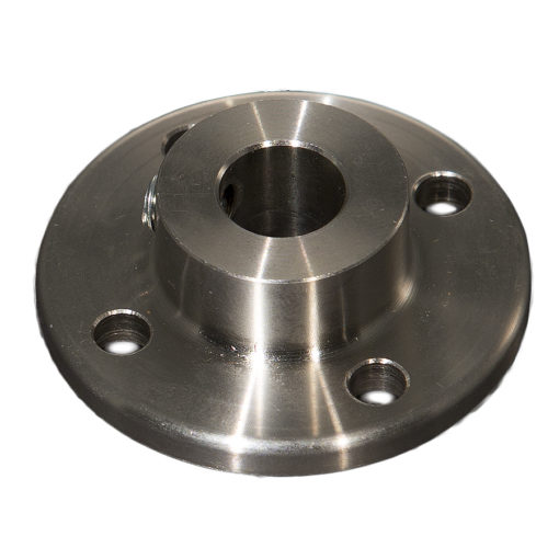 Stainless Steel Vertical Base Plate Assembly