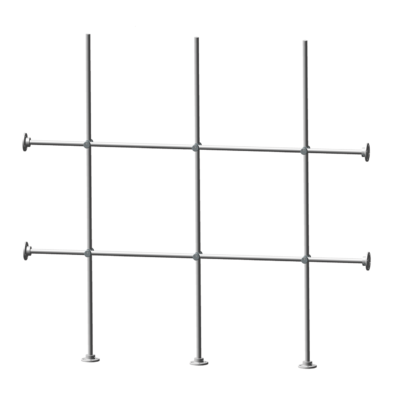 Side And Bottom Stainless Steel Scaffolding Kit