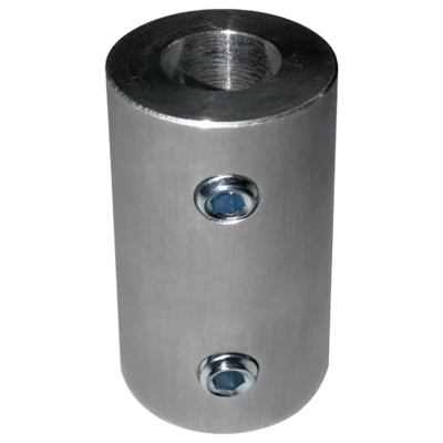 Aluminum Rod shaft coupler