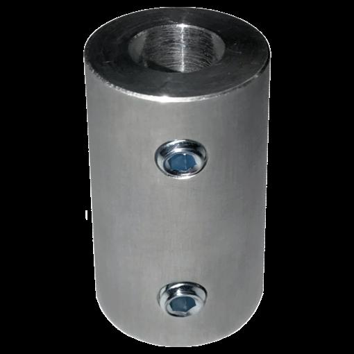 Aluminum Rod shaft coupler