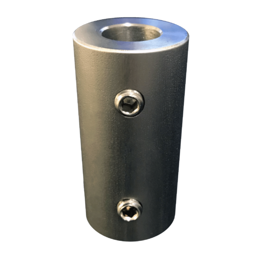 Rod Coupler (Stainless Steel)